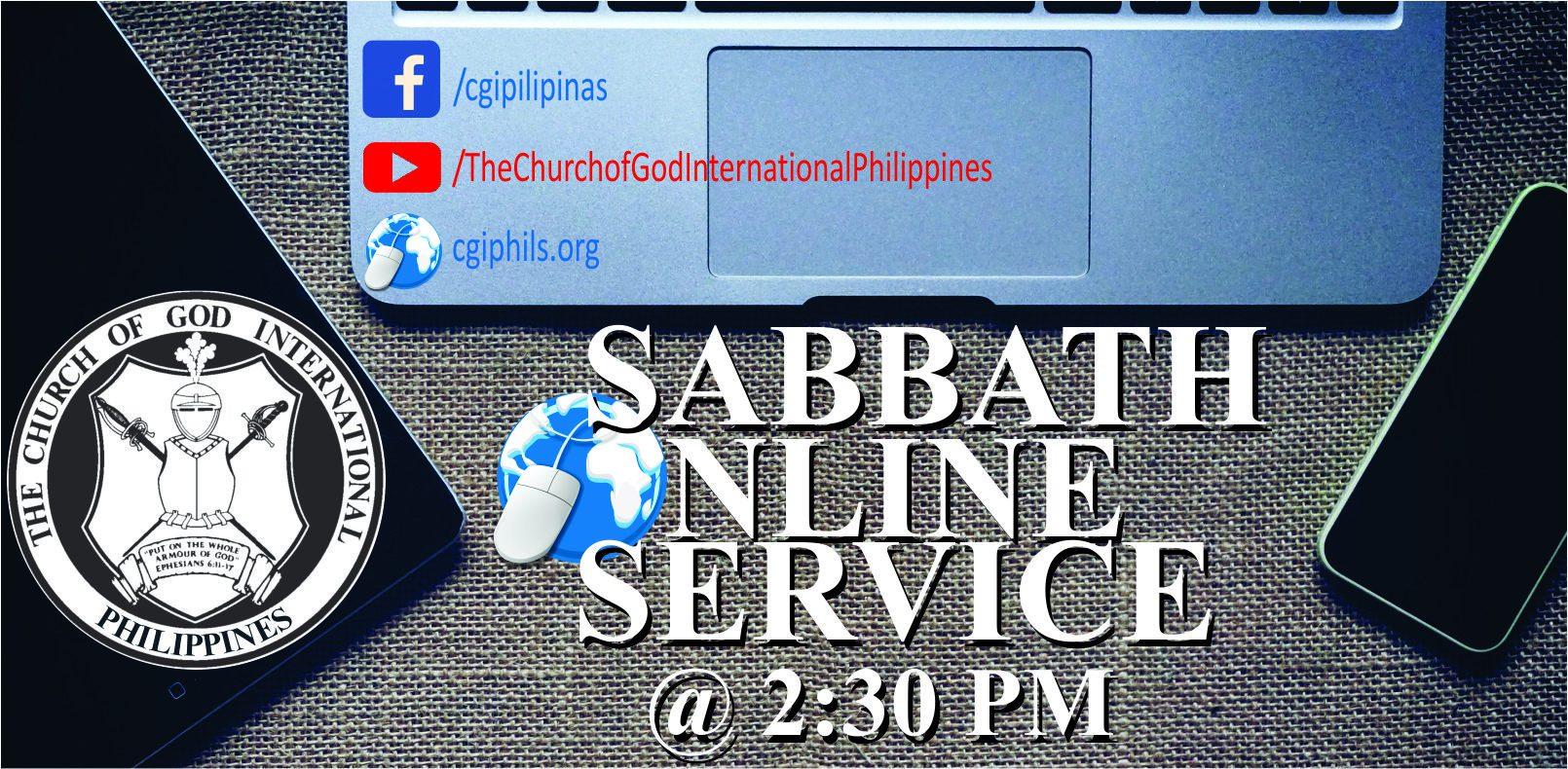 sabbath online service